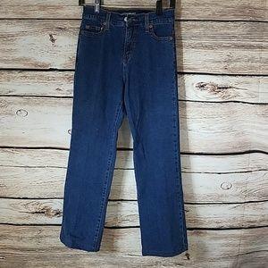 Levi's 512 4M Women's Boot Cut Jeans 26x30